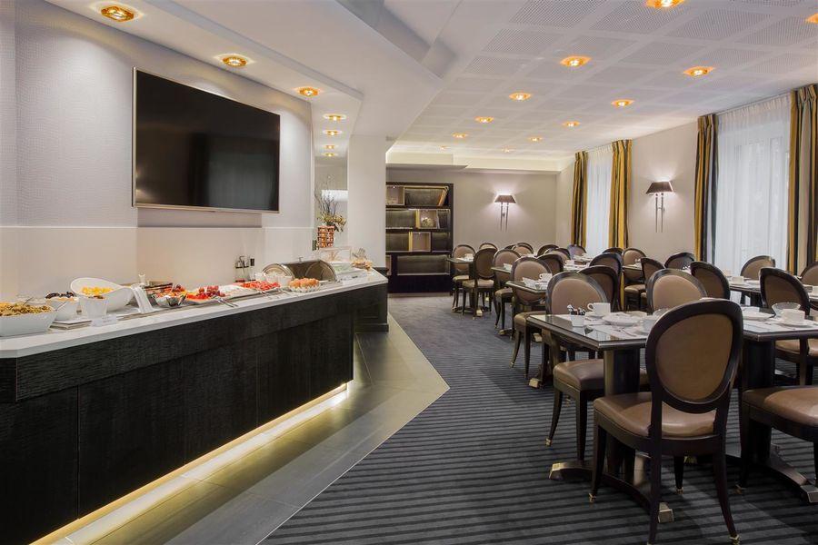 Best Western Hôtel Moderne **** 10