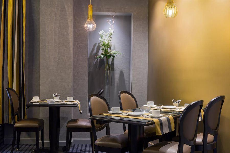 Best Western Hôtel Moderne **** 12