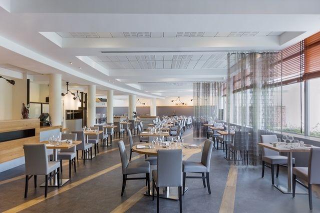 Best Western Hôtel Sourcéo *** Restaurant