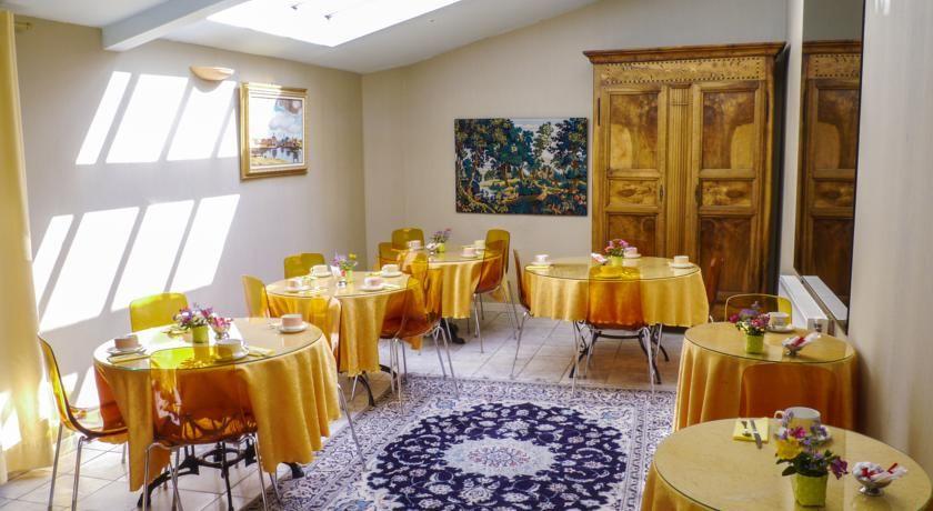 Best Western Hôtel Terminus Grenoble *** Petit-déjeuner