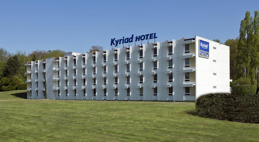 Hôtel Kyriad Le Creusot Montchanin *** 1