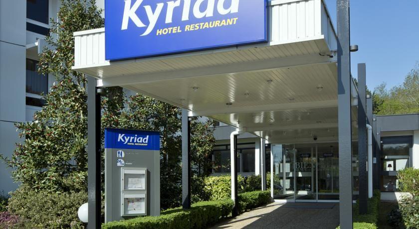 Hôtel Kyriad Le Creusot Montchanin *** 2