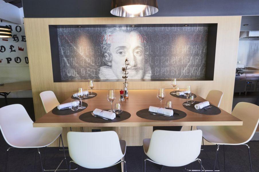 Hôtel Kyriad Le Creusot Montchanin *** Restaurant