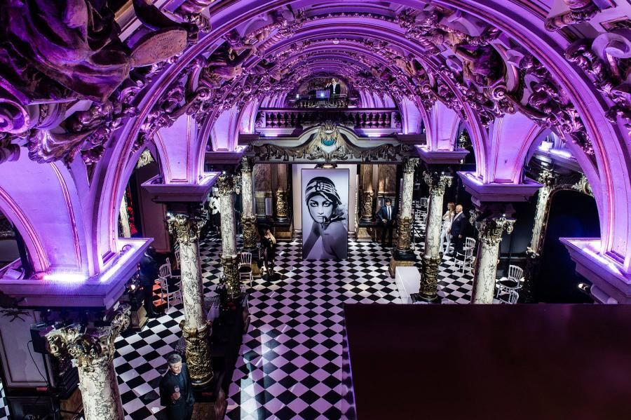Musée Grévin Salle des Colonnes