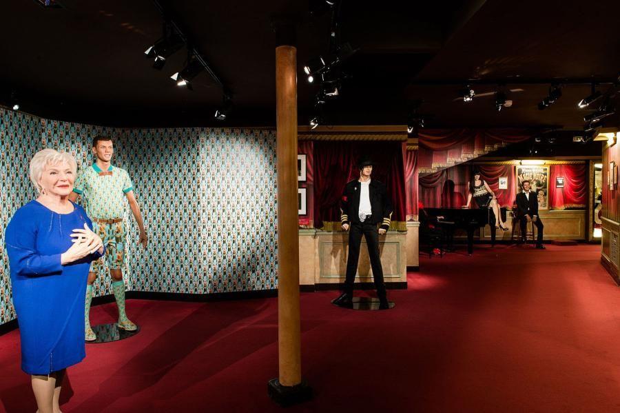 Musée Grévin Foyer du Théâtre