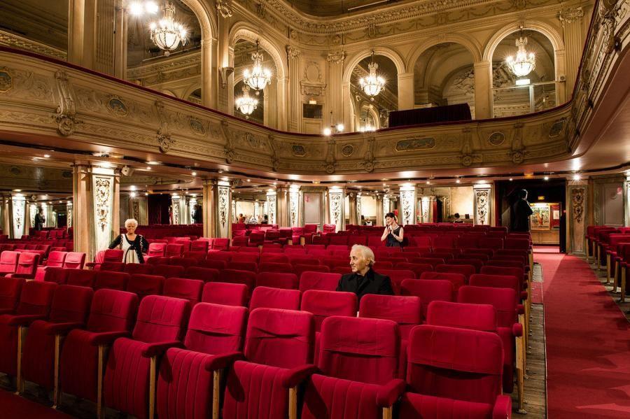 Musée Grévin Théâtre Grévin