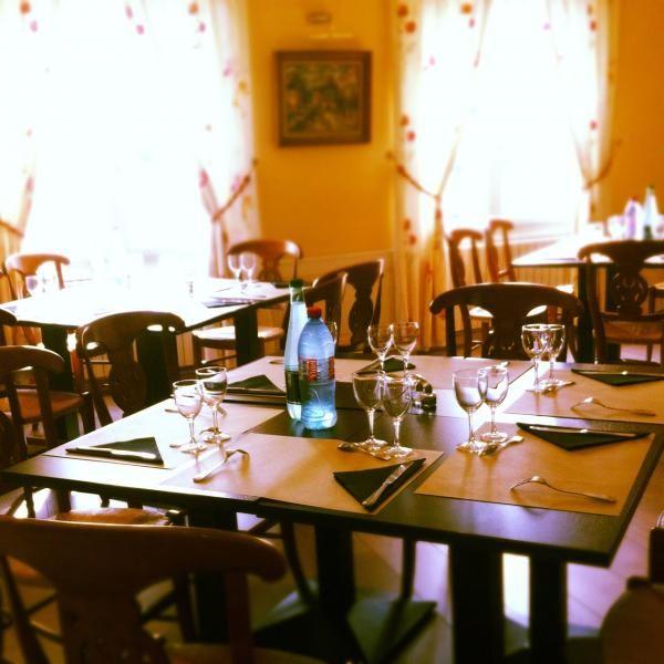 Best Western Le Cheval Blanc *** Restaurant