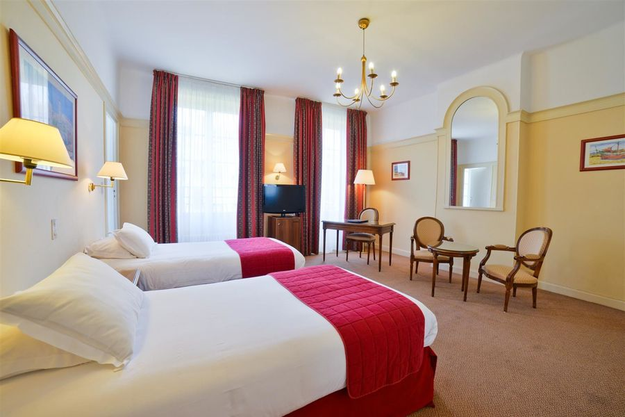 Best Western Le Grand Hotel **** 3