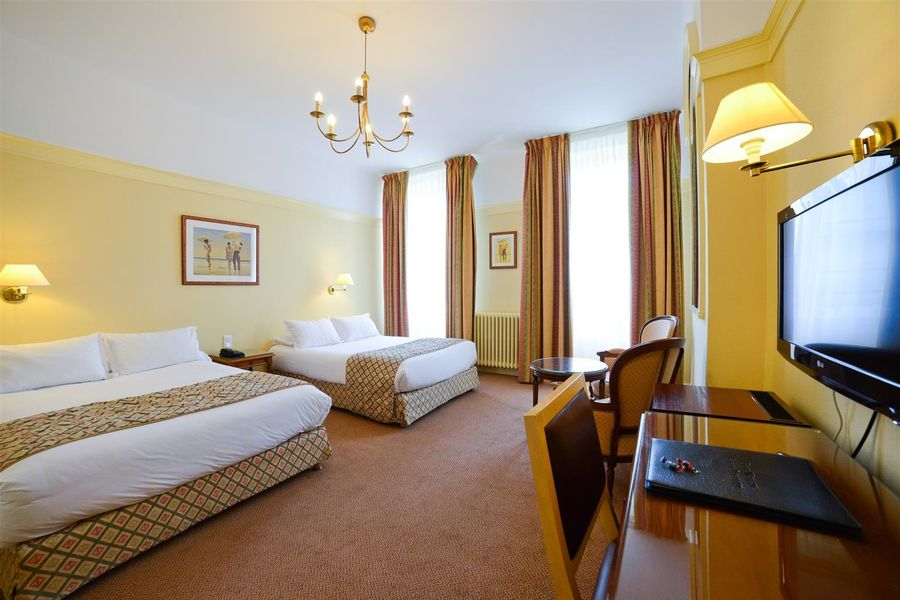 Best Western Le Grand Hotel **** 4