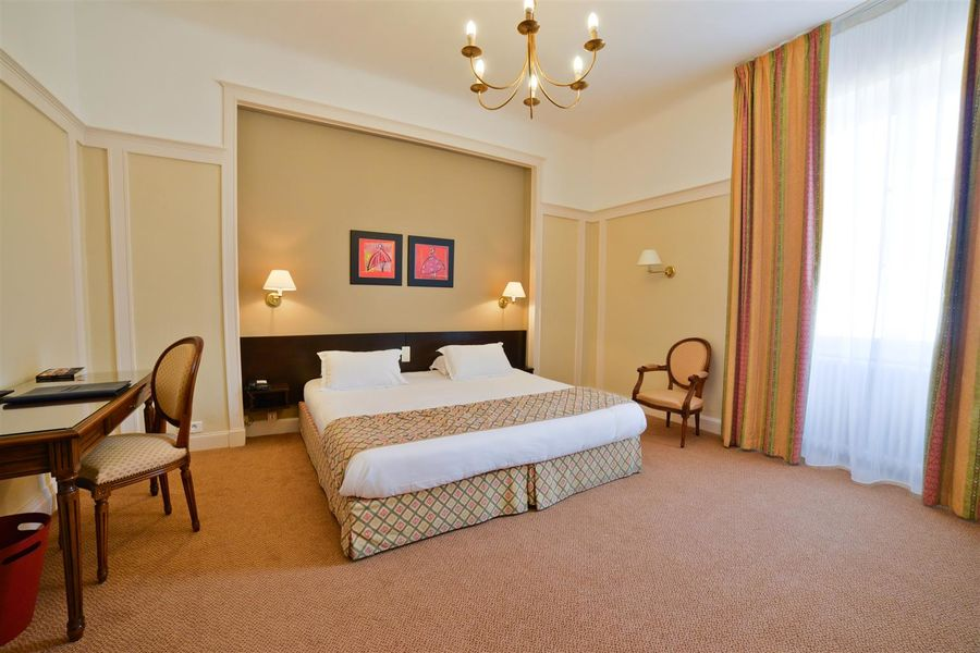 Best Western Le Grand Hotel **** 15