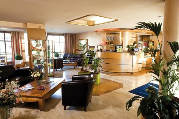 Best Western Le Pont D'or *** 4