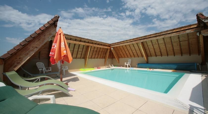 Best Western Le Pont D'or *** Piscine