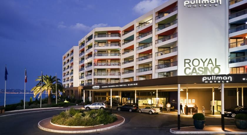 Pullman Cannes Mandelieu Royal Casino **** 11