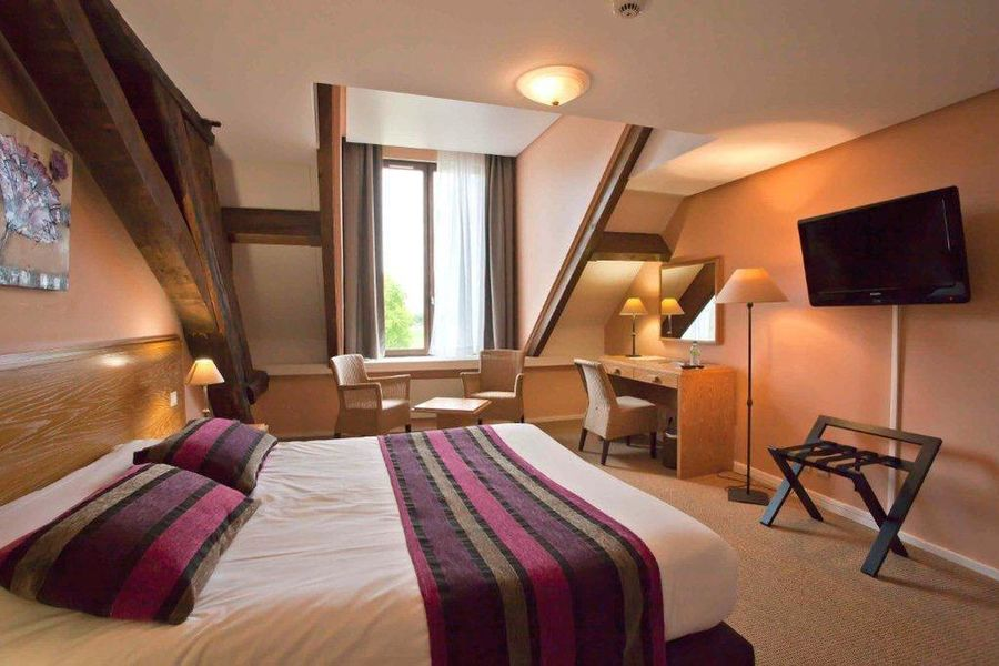 Best Western Manoir de Beauvoir *** 5