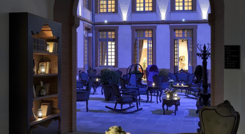 La Cour des Consuls Hôtel & Spa ***** 4