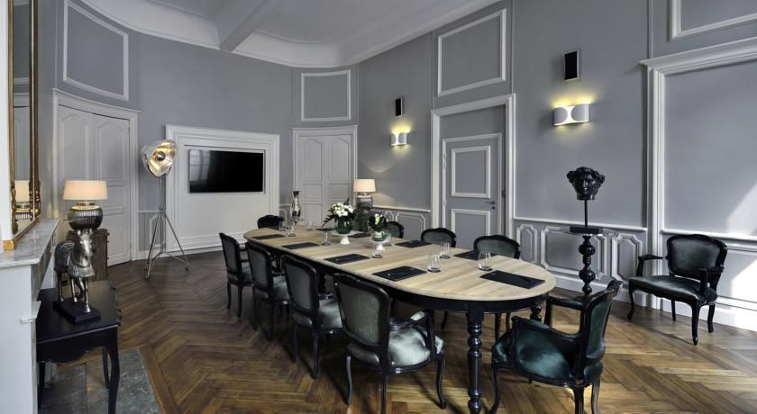 La Cour des Consuls Hôtel & Spa ***** 13
