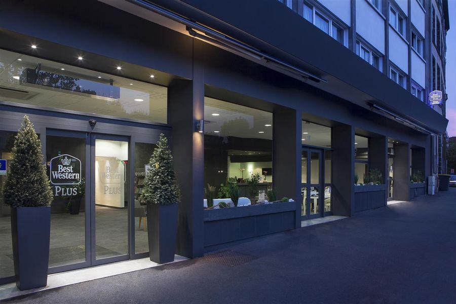 Best Western plus Hôtel des Puys *** 1