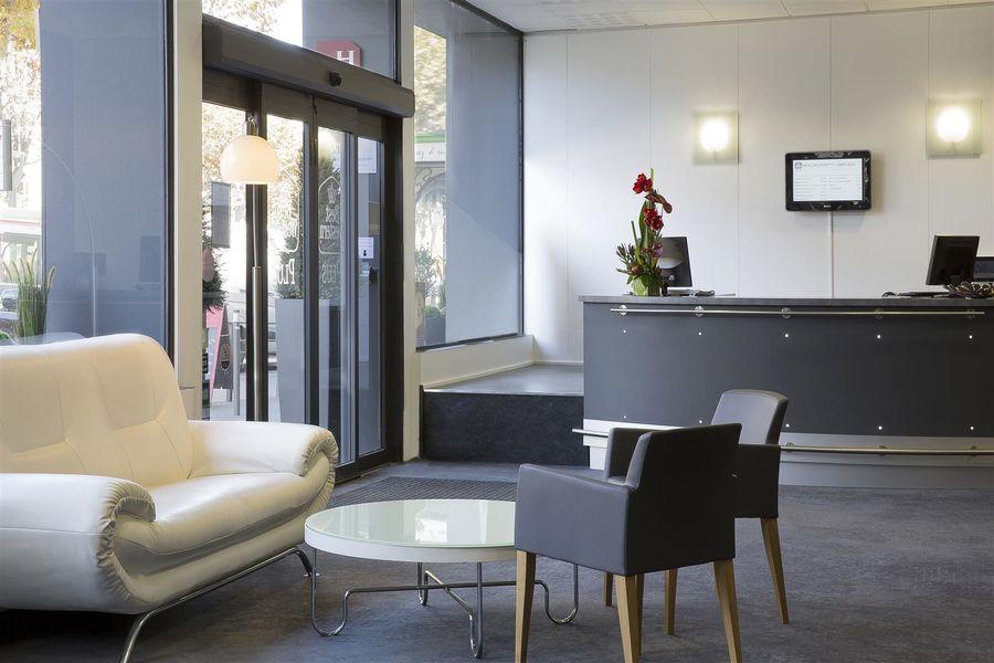 Best Western plus Hôtel des Puys *** 2