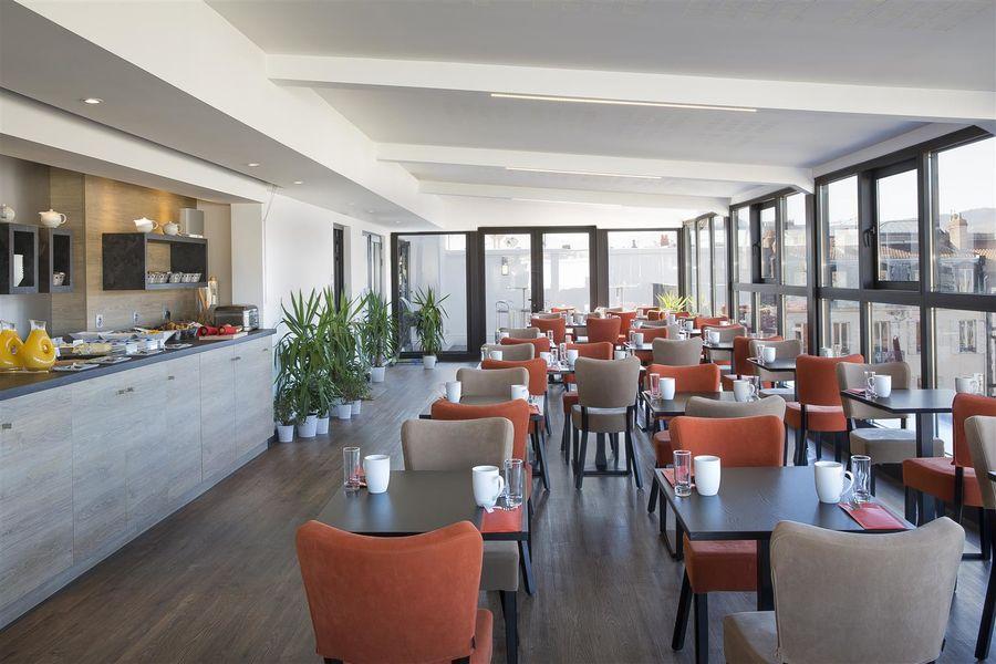 Best Western plus Hôtel des Puys *** 9