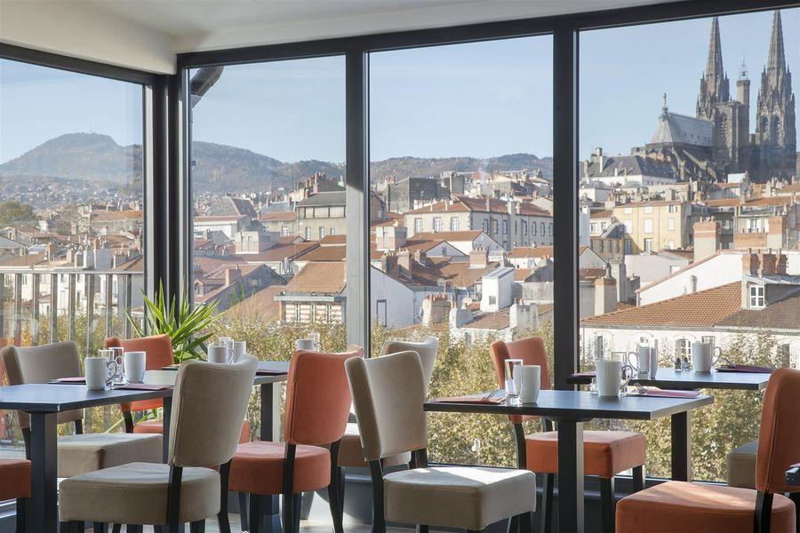 Best Western plus Hôtel des Puys *** 11