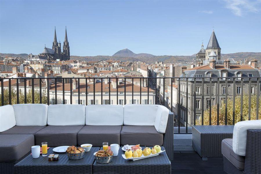 Best Western plus Hôtel des Puys *** 12