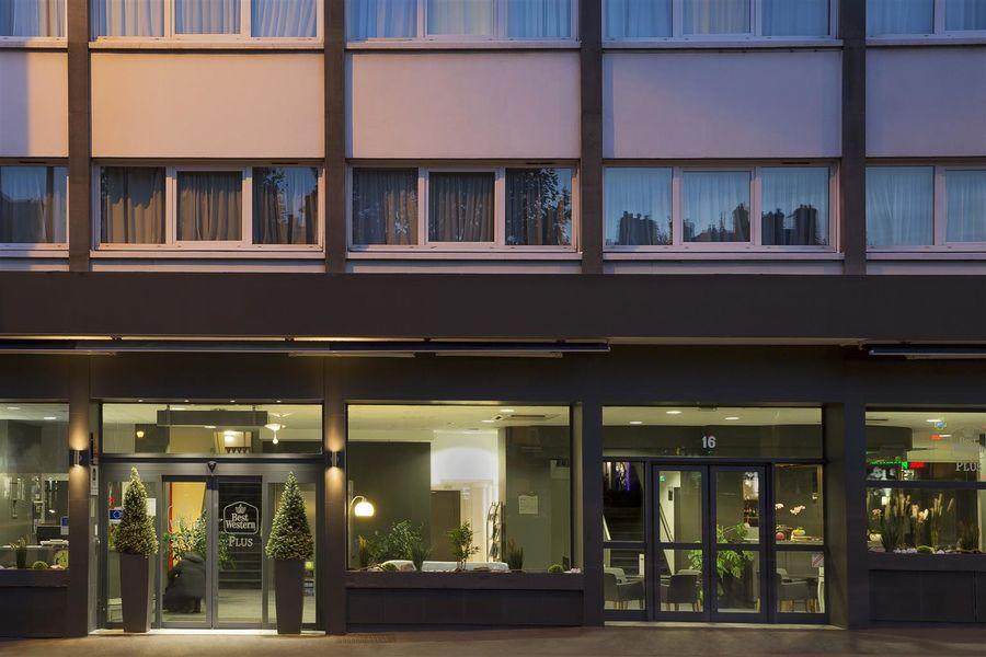 Best Western plus Hôtel des Puys *** 30