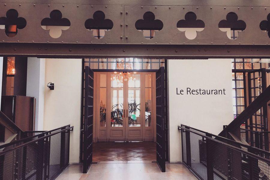 Restaurant du musée d'Orsay Entrée