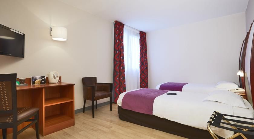 Hôtel Kyriad Clermont Ferrand Sud La Pardieu *** 24