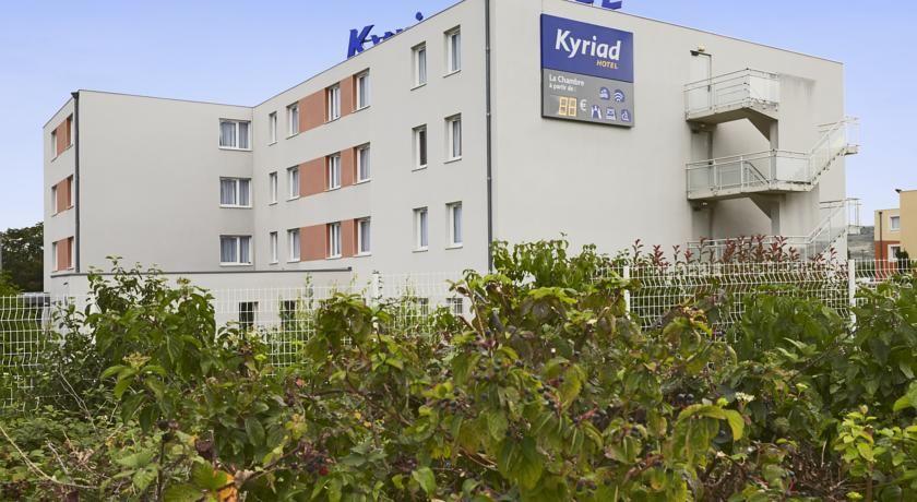 Hôtel Kyriad Clermont Ferrand Sud La Pardieu *** 28