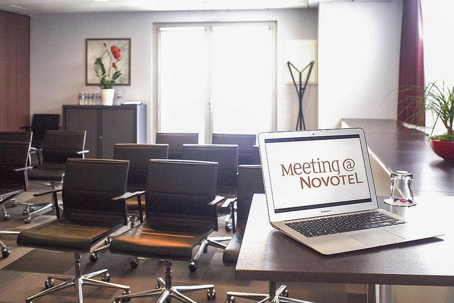 Novotel Rennes Centre Gare **** 25
