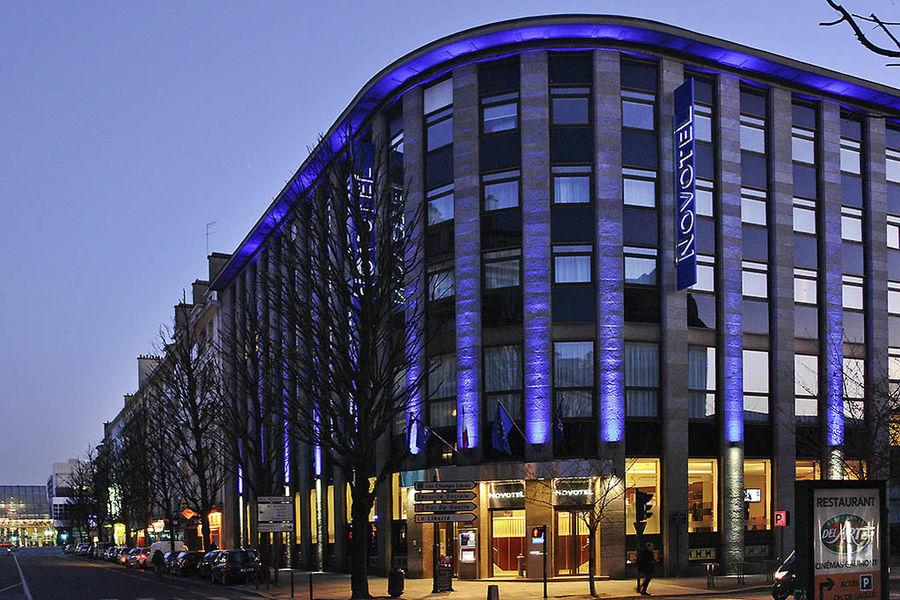 Novotel Rennes Centre Gare **** 55