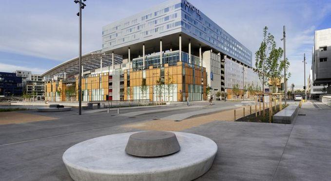 Salle séminaire  - Novotel Lyon Confluence ****