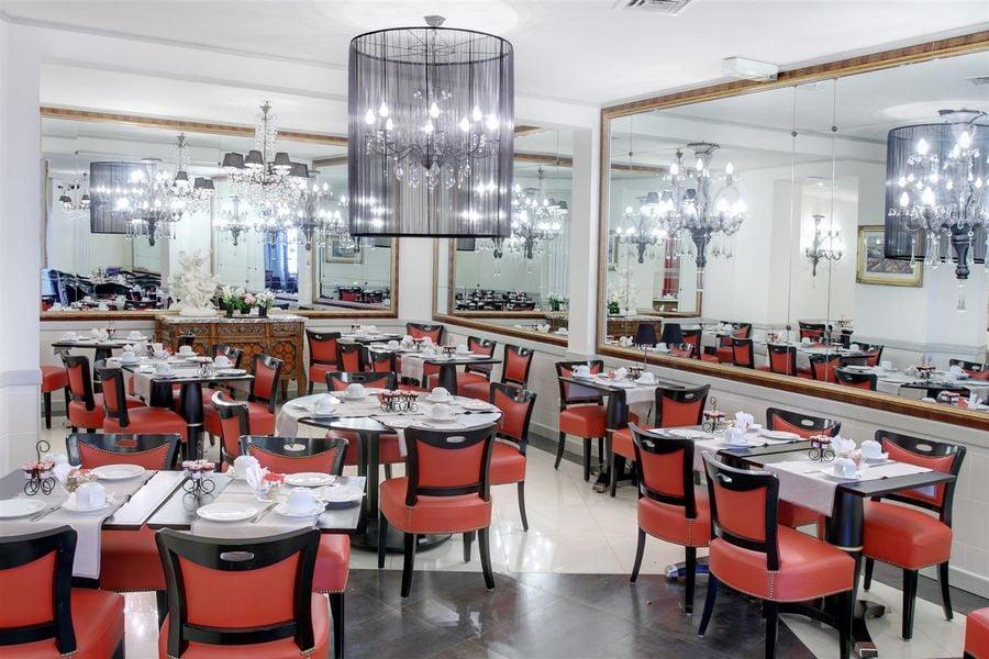 Hotel Best Western Trianon Rive Gauche **** 22