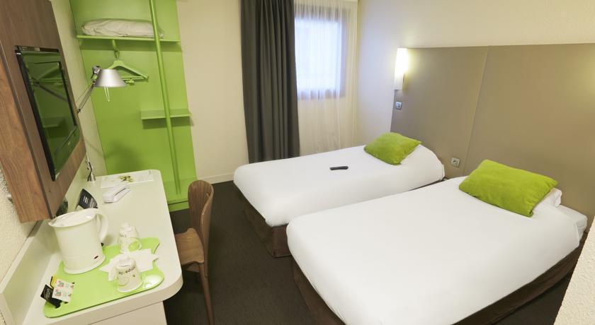 Hôtel Campanile Lyon Centre Berges du Rhône *** 16