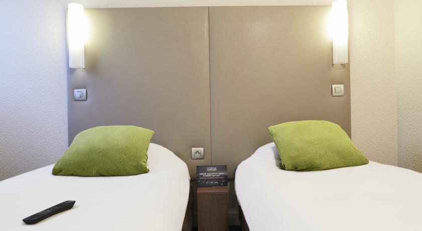Hôtel Campanile Lyon Centre Berges du Rhône *** 17
