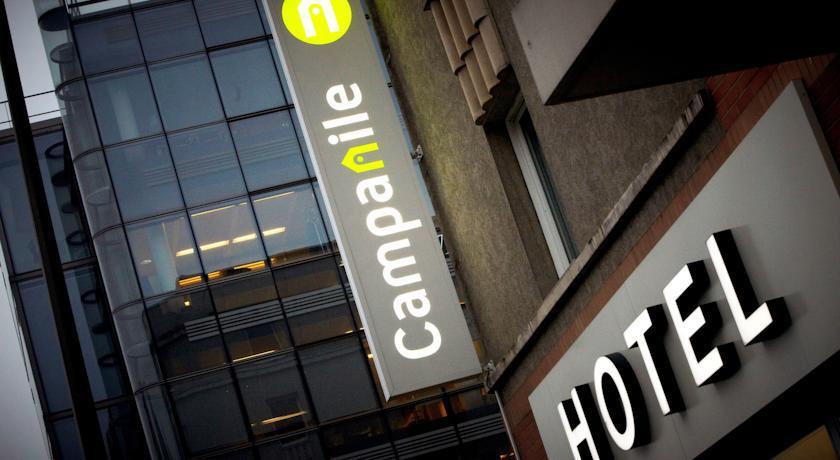 Hôtel Campanile Lyon Centre Berges du Rhône *** 26