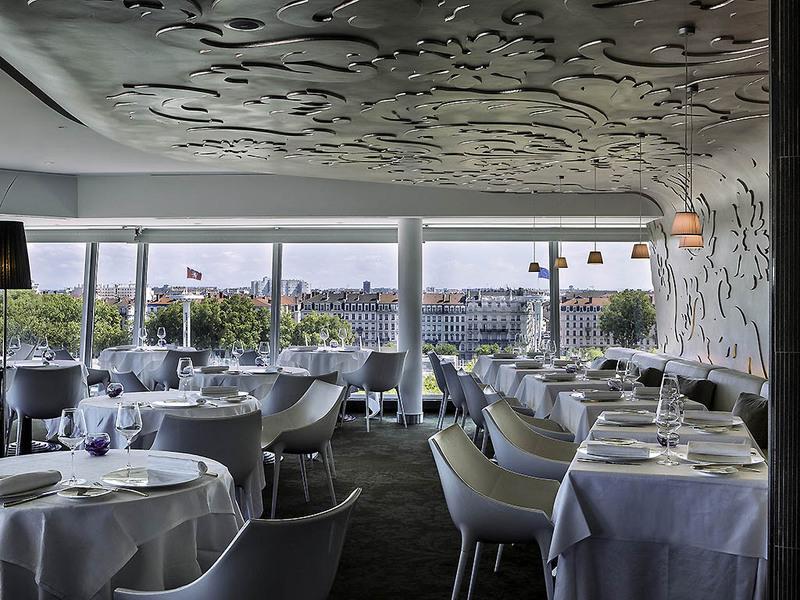 Sofitel Lyon Bellecour *****  Restaurant