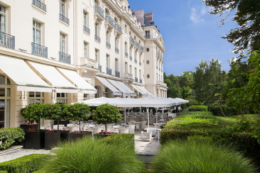 Trianon Palace Versailles 4