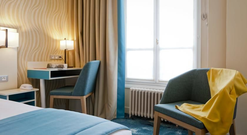 Hôtel Dubost ** 40