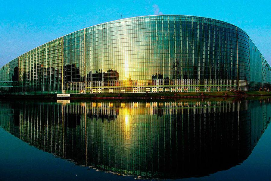 Mercure Strasbourg Palais des Congrès **** Aux Alentours