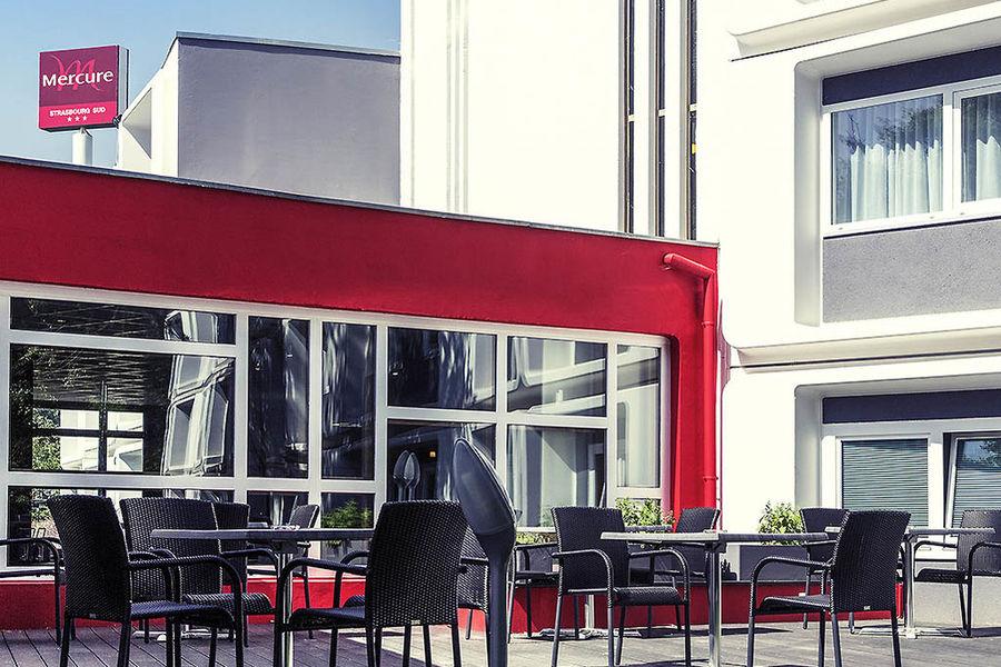 Hotel Mercure Strasbourg Aéroport **** 5