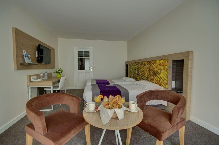 Najeti Hôtel du parc *** Chambre