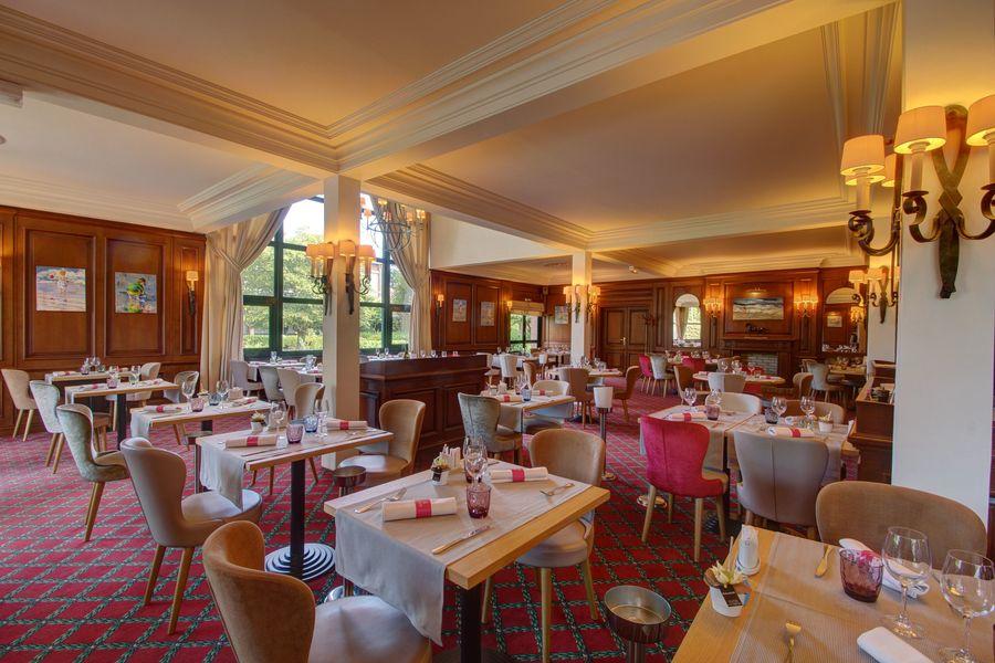 Najeti Hôtel du parc *** Restaurant