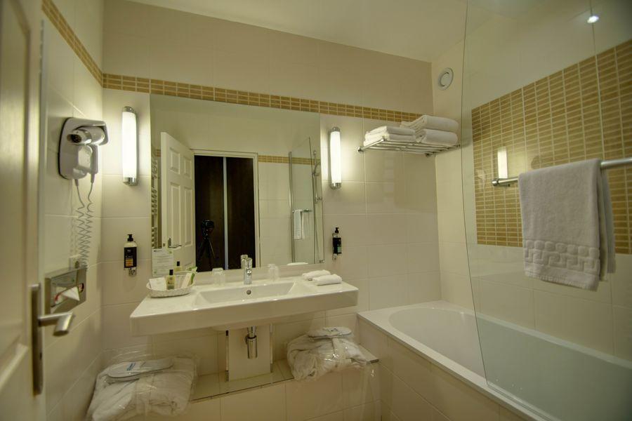 Najeti Hôtel du parc *** Salle de bain