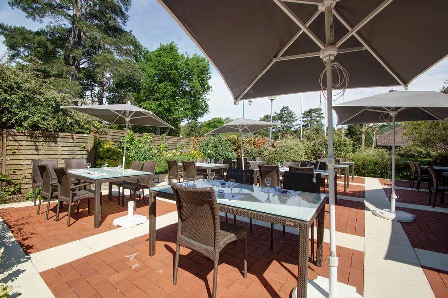 Najeti Hôtel du parc *** Terrasse Restaurant