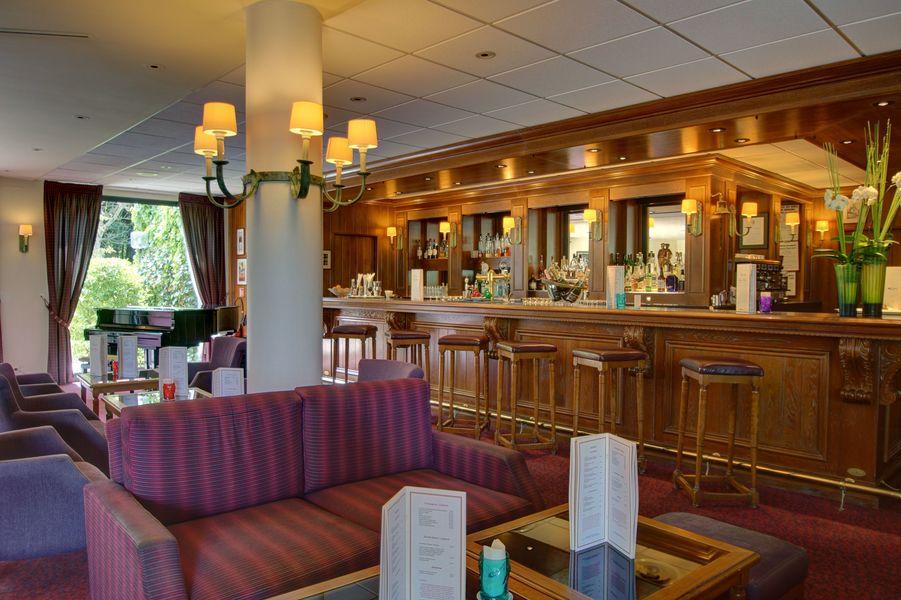 Najeti Hôtel du parc *** Bar