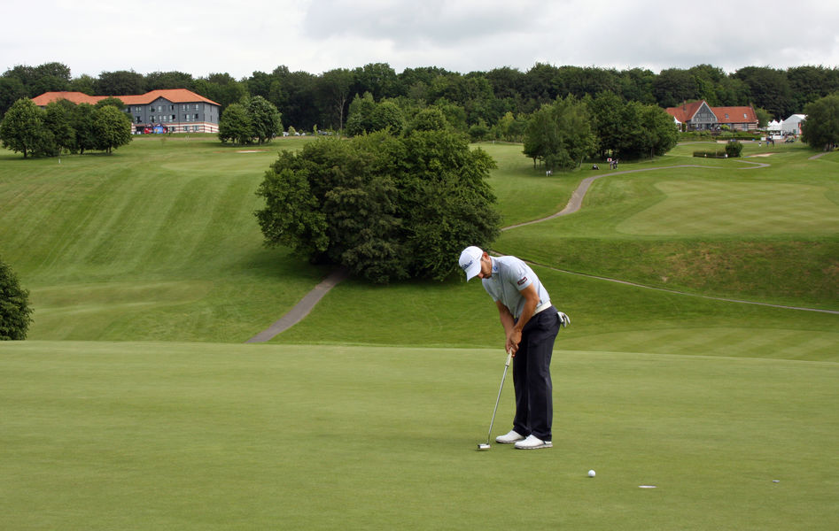 Najeti Hôtel du Golf *** Golf
