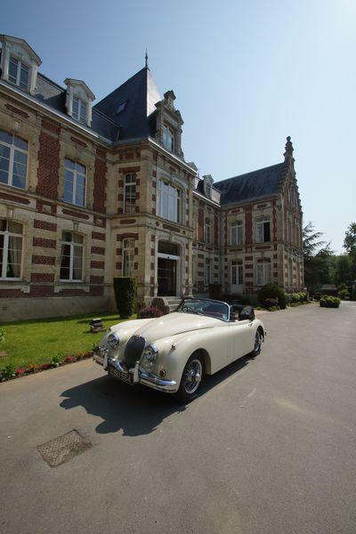 Najeti Hôtel Château Tilques **** Château Tilques ****