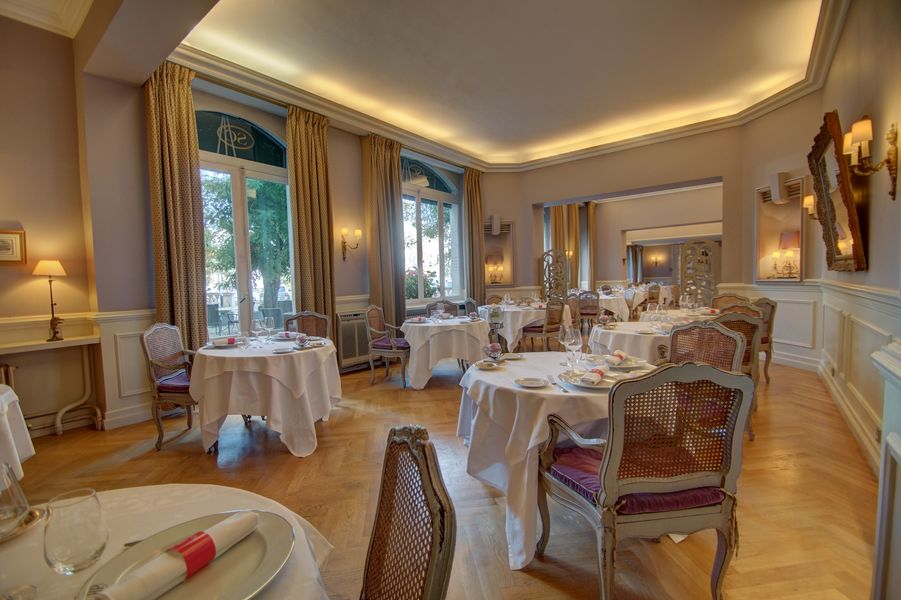 Najeti Hôtel de la Poste **** Restaurant