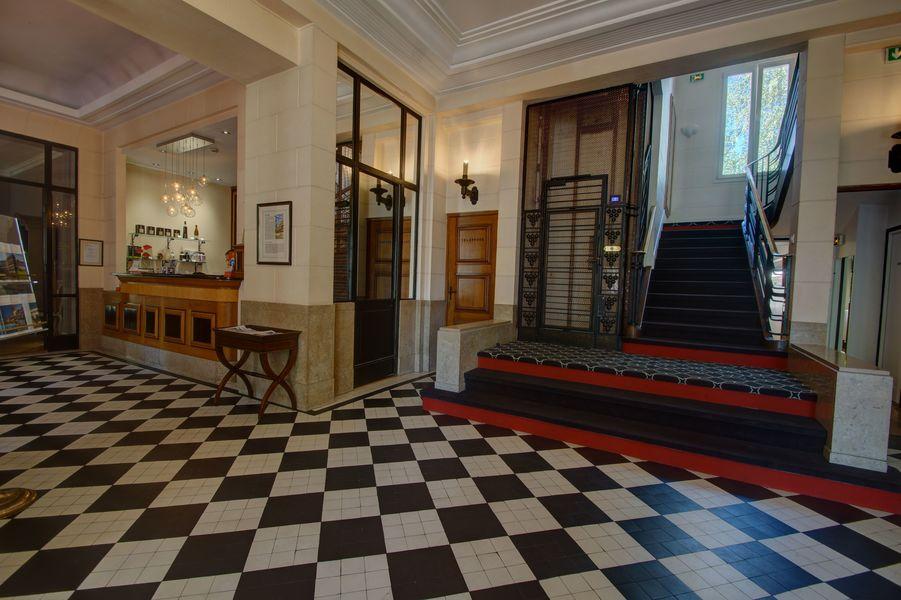 Najeti Hôtel de la Poste **** Intérieur